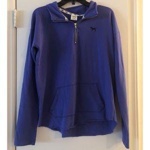 PINK Pullover Jacket